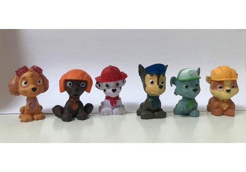 Paw patrol figuurtjes