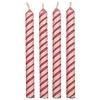 PME PME Candles Striped Pink Pk/24