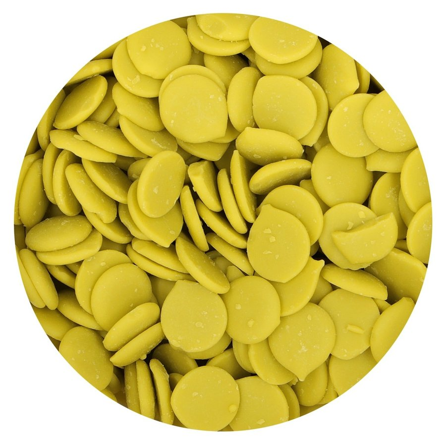 FunCakes Deco Melts -lime green- 250g-2