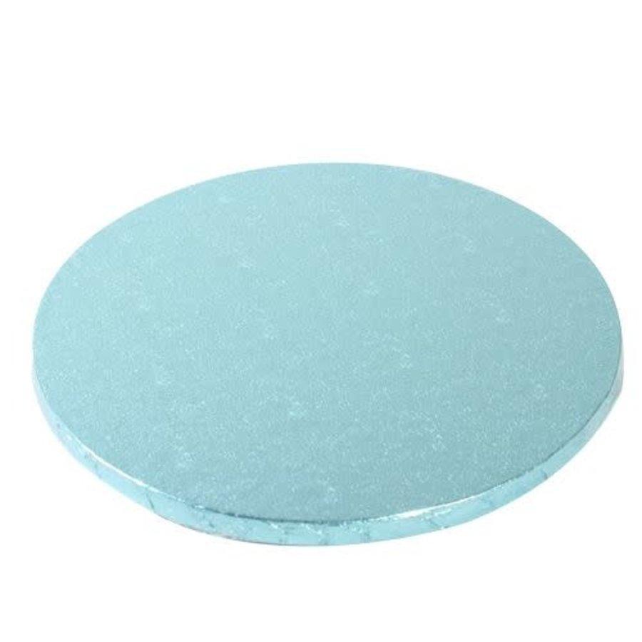 FunCakes Cake Drum Rond Ø30,5cm -baby blauw--1