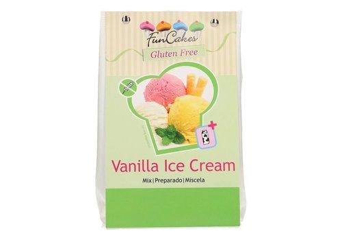 FunCakes Mix voor Vanille Ijs, Glutenvrij 200g