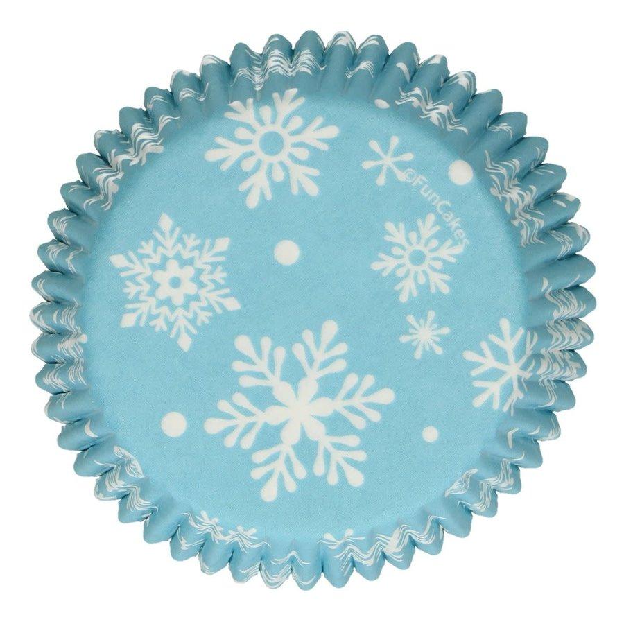 FunCakes Baking Cups -frozen- pk/48-1