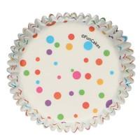 FunCakes Baking Cups -Confetti- pk/48