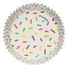 Funcakes FunCakes Baking Cups -Sprinkles- pk/48