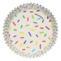 FunCakes Baking Cups -Sprinkles- pk/48