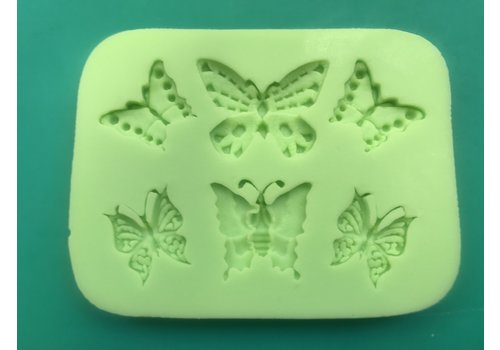 Vlinders mal