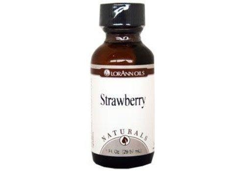 LorAnn Natural Flavor - Strawberry - 30 ml