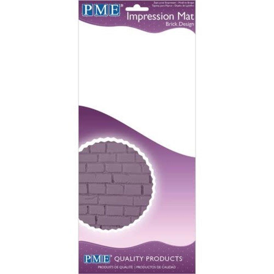 PME Impression Mat Brick-1