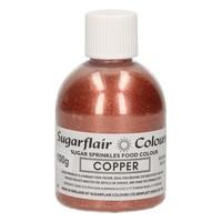 Sugarflair Sugar Sprinkles -Copper- 100g