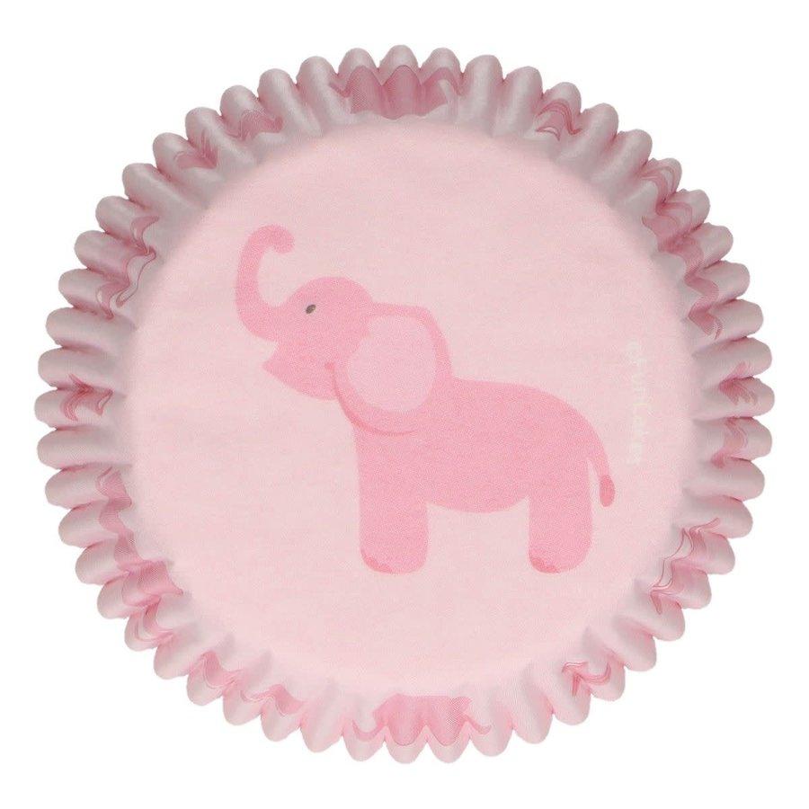 FunCakes Baking Cups -Baby Girl- pk/48-1