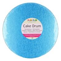 FunCakes Cake Drum Rond Ø25cm Blauw