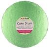 Funcakes FunCakes Cake Drum Rond Ø25cm -Licht Groen-