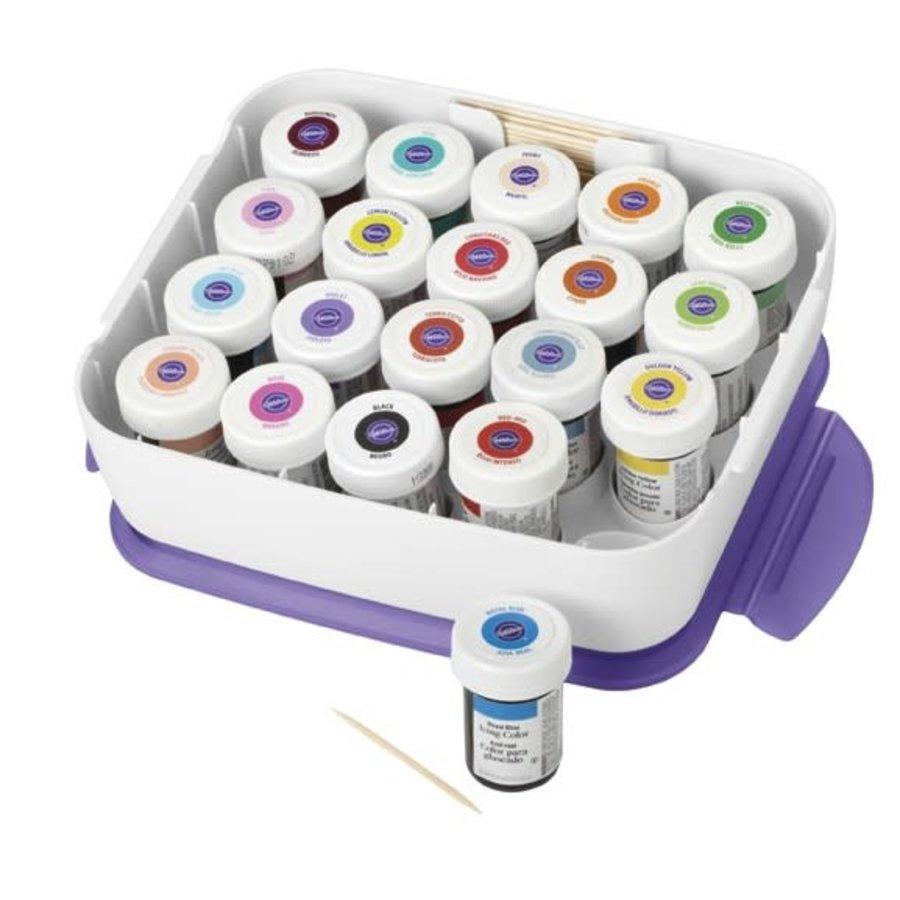 Wilton Icing Color Organizer-1
