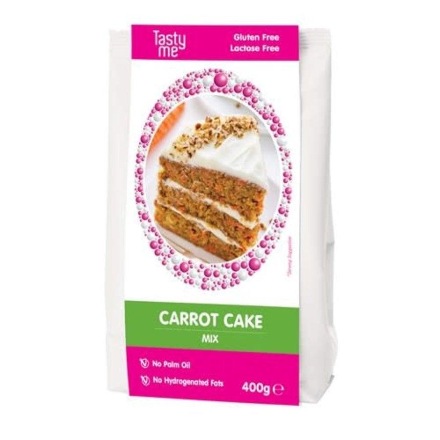 Carrot cakemix glutenvrij 400g-1