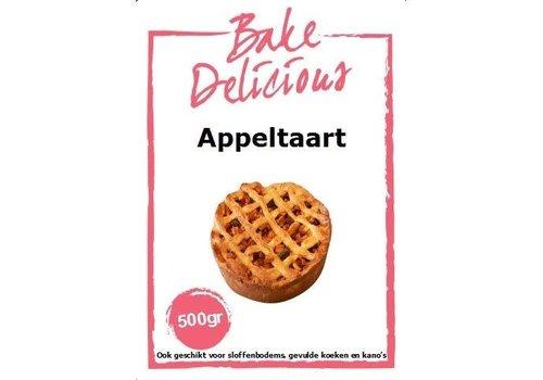 Bake delicious appeltaart 500 gram