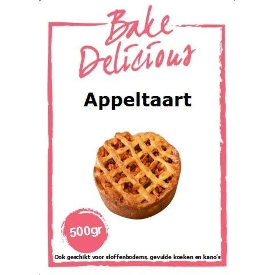 Bake delicious appeltaart 500 gram-1