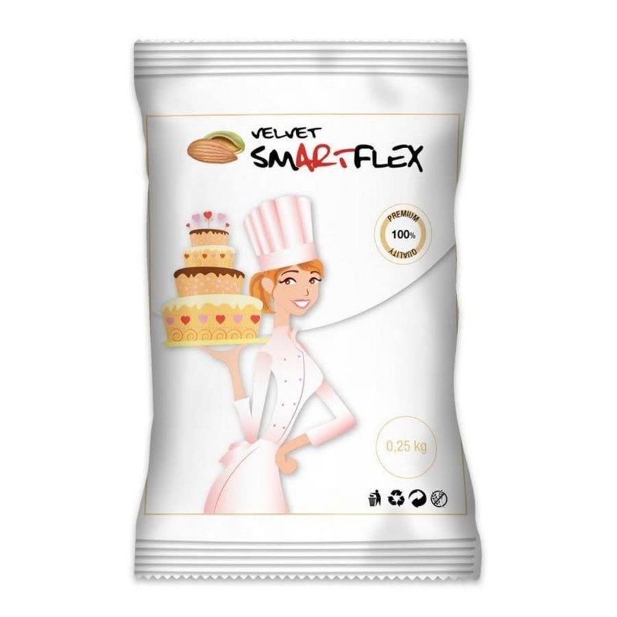 SmArtflex velvet amandel wit 1kg-1
