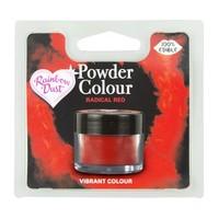 RD powder colour radical red