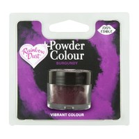 RD powder color- burgundy 3gr