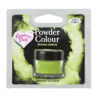 RD powder colour spring green