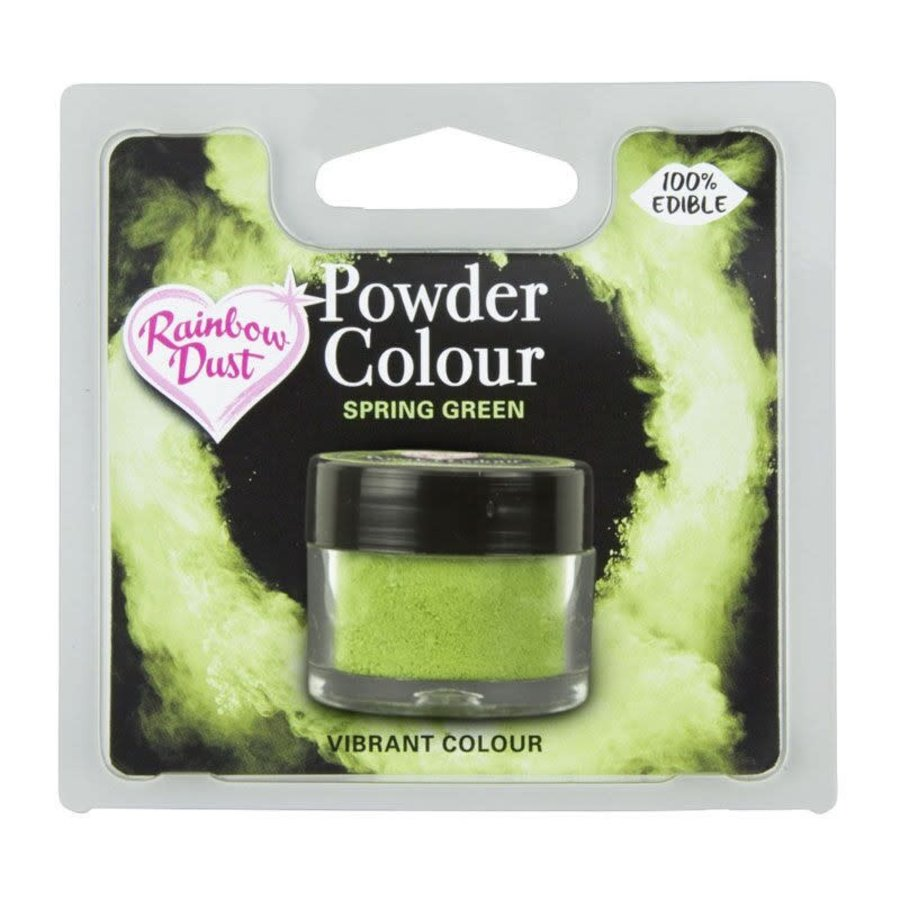 RD powder colour spring green-1