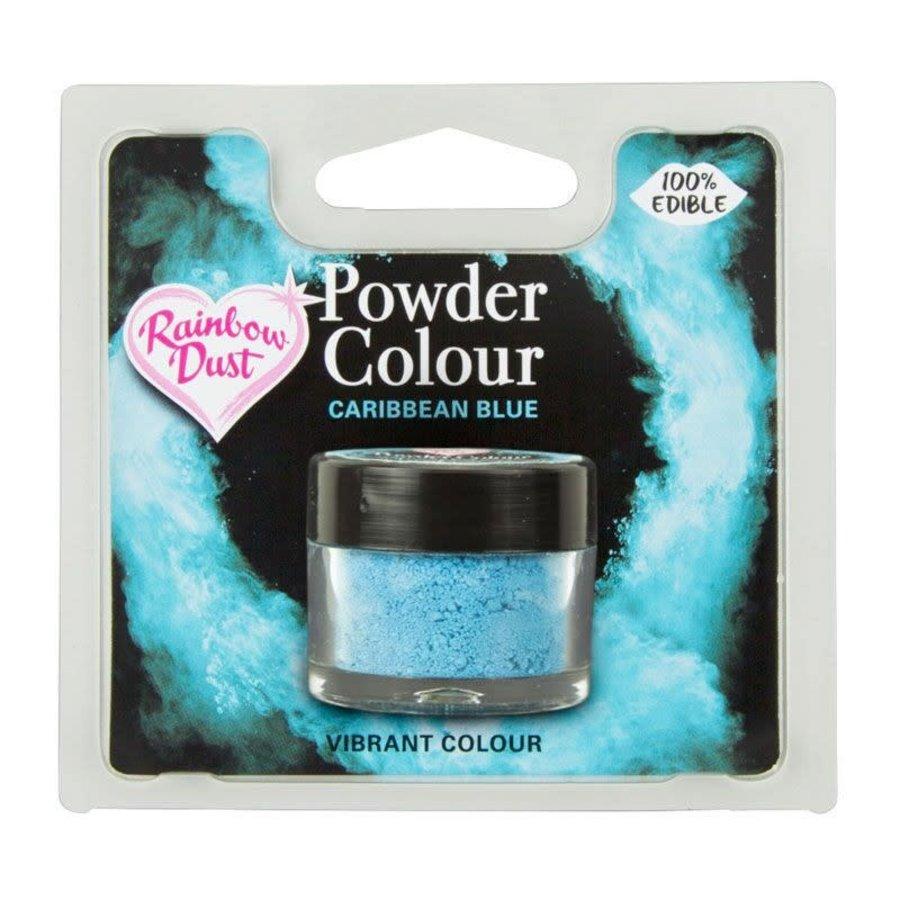 RD powder color caribbean blue-1