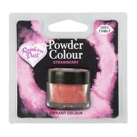 RD powder colour strawberry