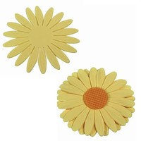 thumb-PME Sunflower/Daisy/Gerbera Plunger Cutter 70mm.-2