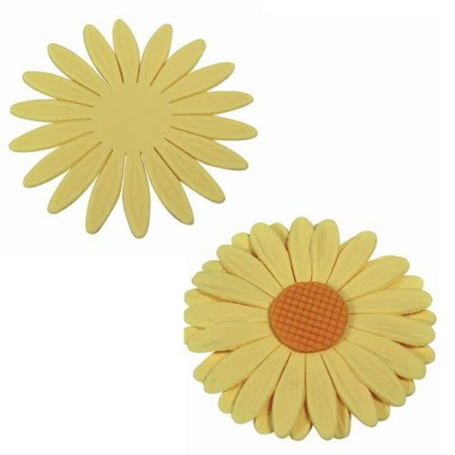 PME Sunflower/Daisy/Gerbera Plunger Cutter 70mm.-2