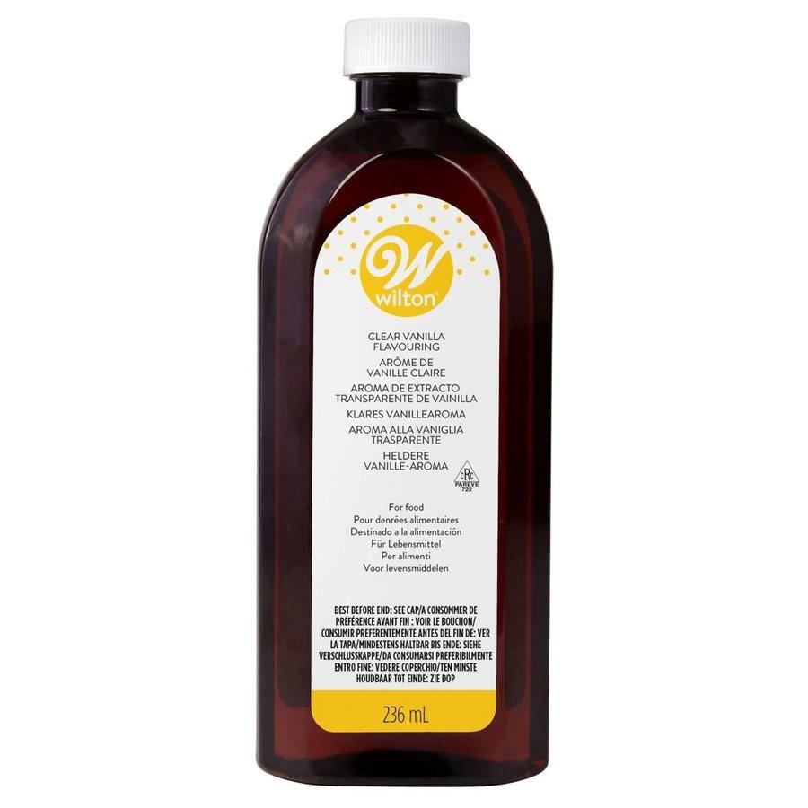 Wilton Imitation Clear Vanilla Extract 236ml-1