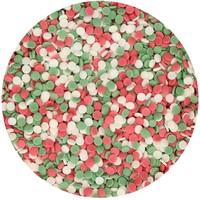 thumb-FunCakes Mini Confetti Kerst 60g-2