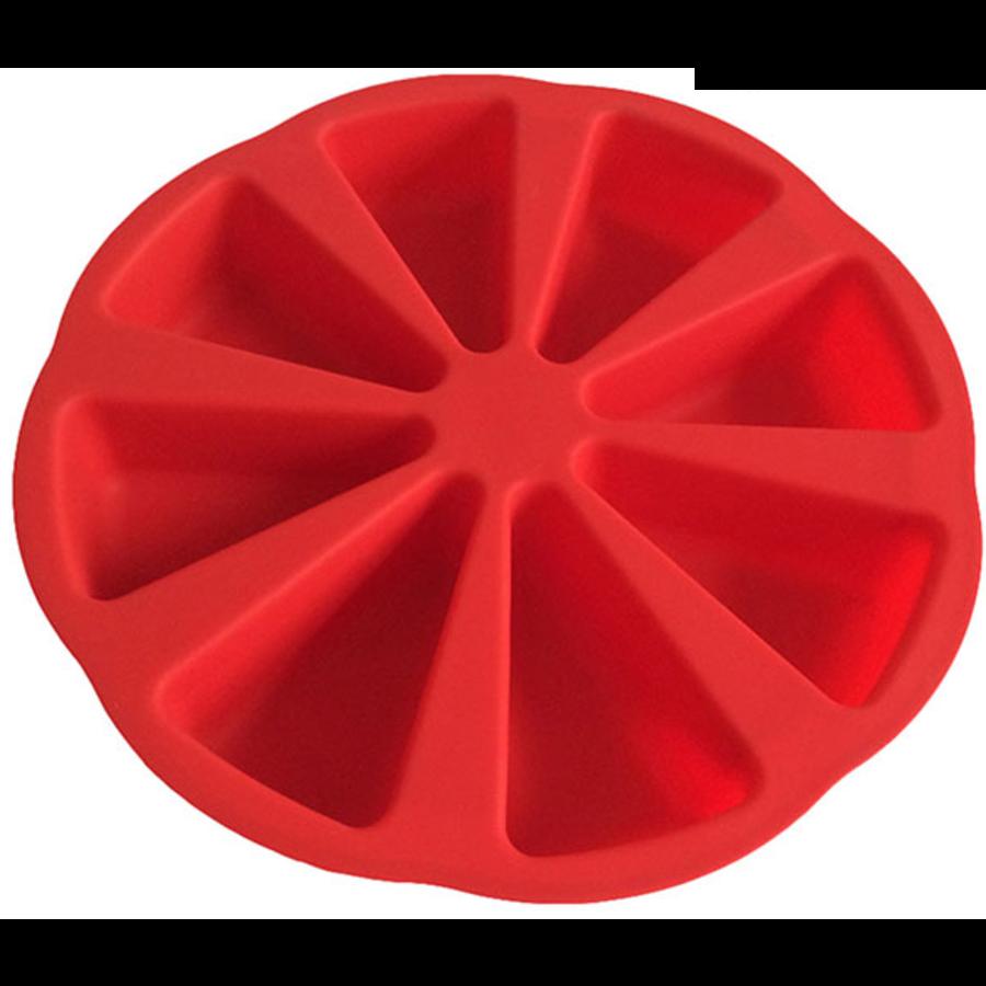 Triangel pizza taart punten bakvorm-1