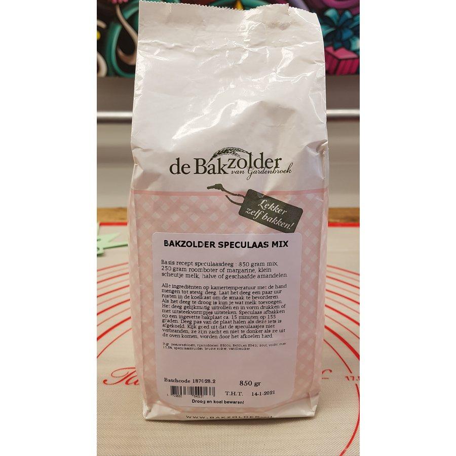 Bakzolder Speculaas mix 850 gram-1
