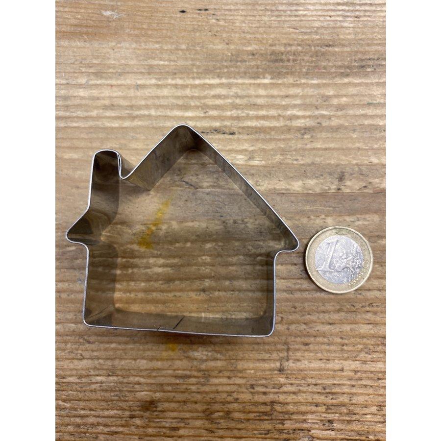 koekjesvorm huisje  sc-1