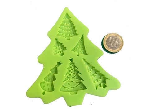 Kerstboom mal