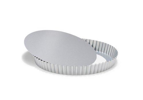Patisse Silver-Top Quichevorm Losse Bodem Ø28cm