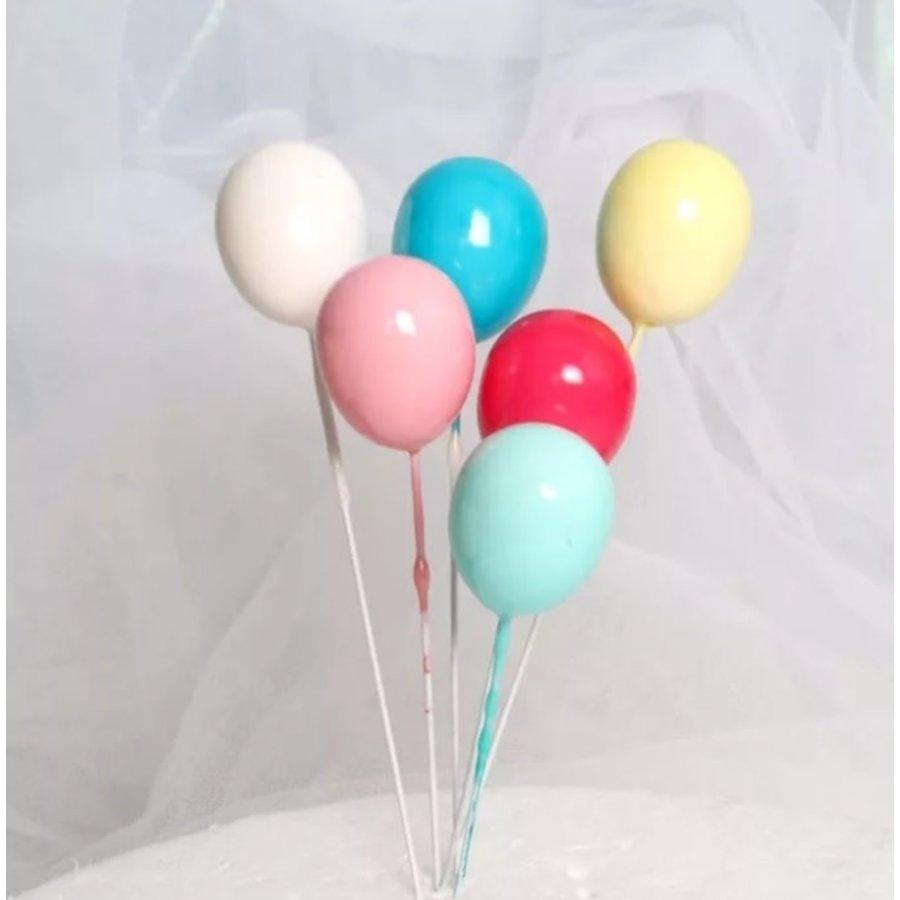 Ballonnen prikkers 3D-1