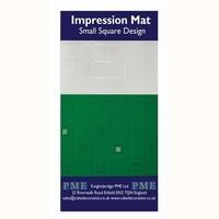 PME Impressie Mat vierkant klein