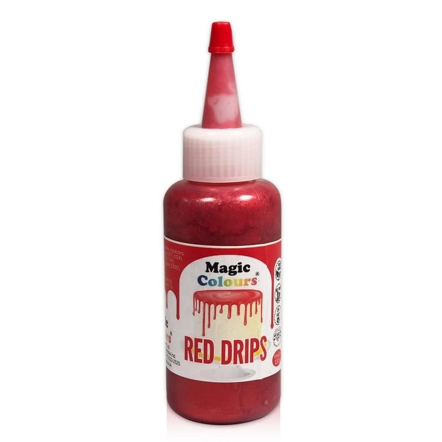 magic colours drip rood 100gr-1