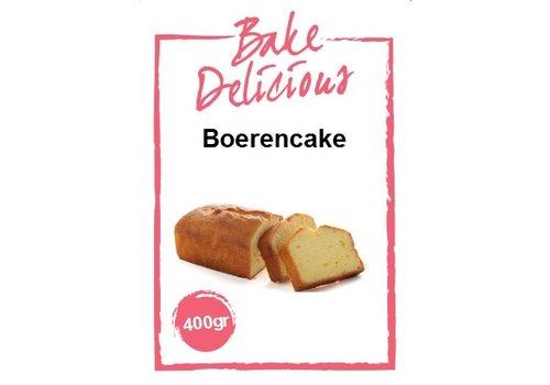 Bake delicious boeren cake