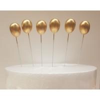 thumb-Ballonnen prikkers 3D goud-1