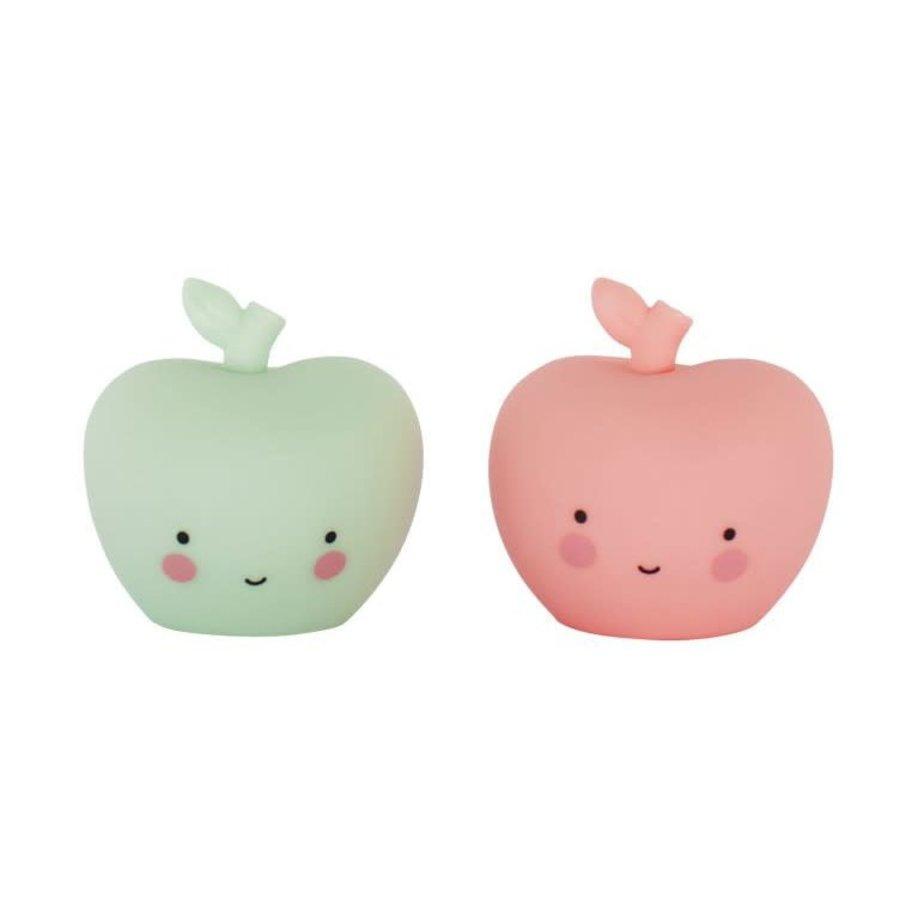 ALLC Mini Cake Topper Appels Set/2-1