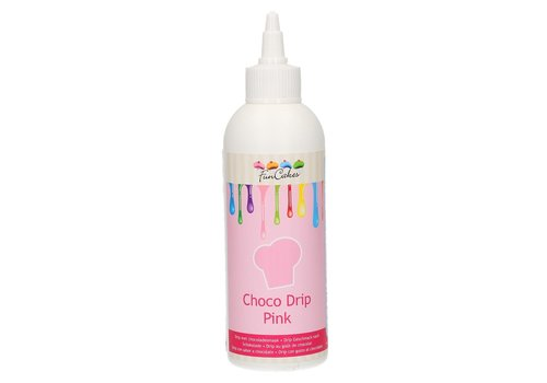 Choco Drip roze 180g