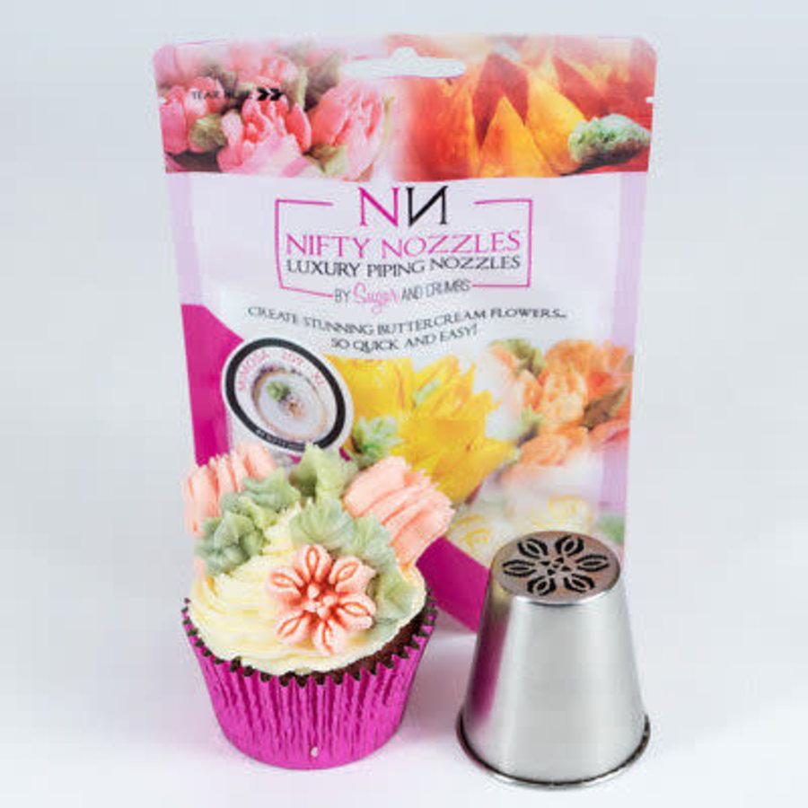 Sugar and Crumbs Nifty Nozzles Mimosa 209 XL-1