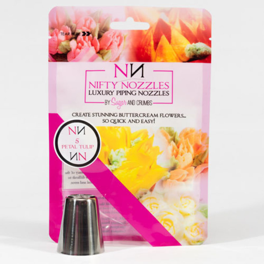 Nifty Nozzles 5 Petal Tulip-1