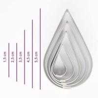 thumb-Koekjes Uitsteker Druppels set/5-2