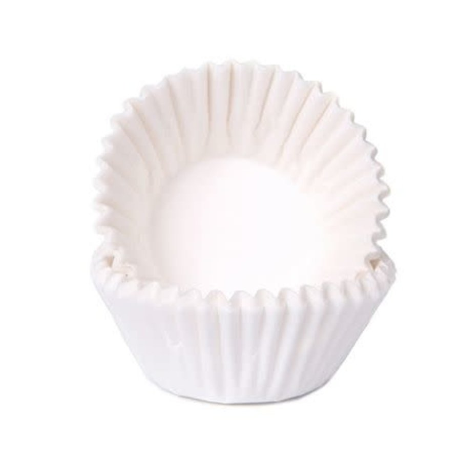House of Marie Chocolade Baking Cups wit 100st-1