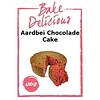 bake delicious Aardbei chocolade cake