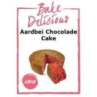 thumb-Aardbei chocolade cake-2