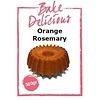 bake delicious Orange rosemary cake 500gr